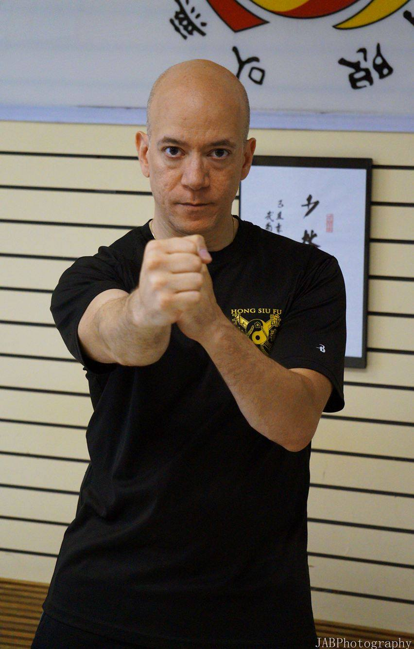 Sifu Anthony Iglesias