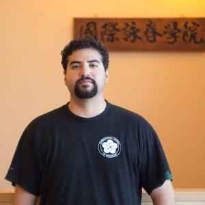 Spotlight on Nicholas Saballos