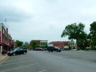 Clinton, MO - a quaint town with MORE than 159 people