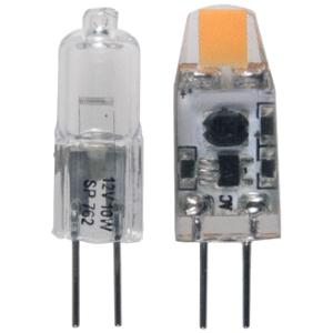 MEGA LED G4 1,2/10W 12V 2800K