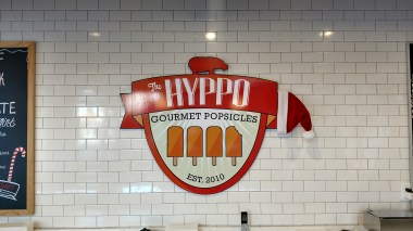 Gourmet Popsicles at Ybor, FL (Tampa)