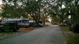 Peace River RV Park at Wauchula, FL (Thousand Trails)