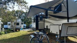 Site 191 at Winter Garden RV Resort