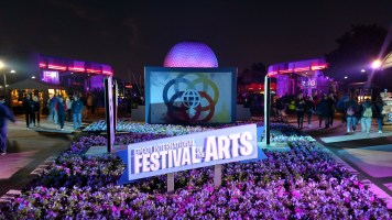 Festival of Arts at Epcot Center