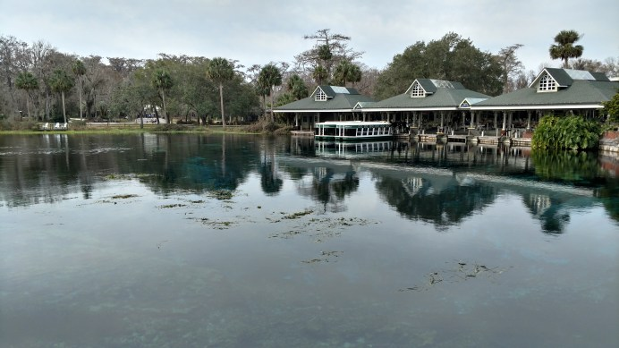 Silver Springs State Park Lagoon