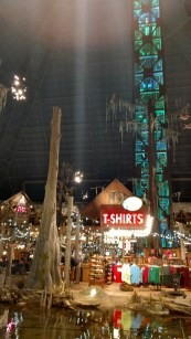 Bass Pro Shops at the Pyramid Structure