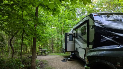 Campsite 19 Highland Ridge