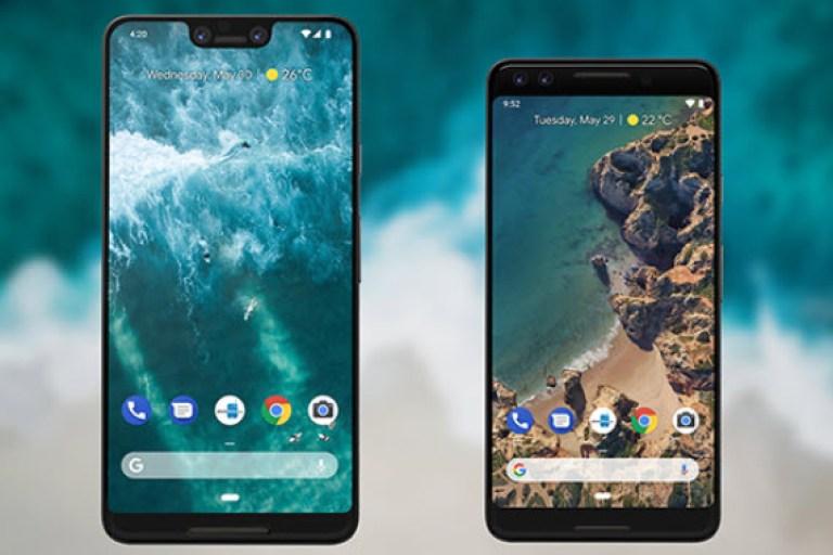 الإعلان رسمياً عن مواصفات سعر هاتف Pixel 3 و Pixel 3 XL