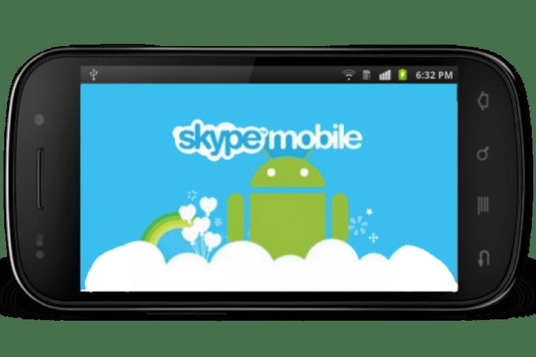 طريقة تسجيل الخروج من سكايب اندرويد بالصور | skype sign out android
