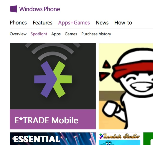 Install Apps On a Windows Phone 8