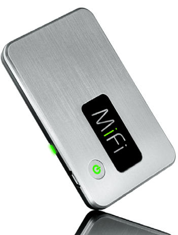 How to use the MiFi