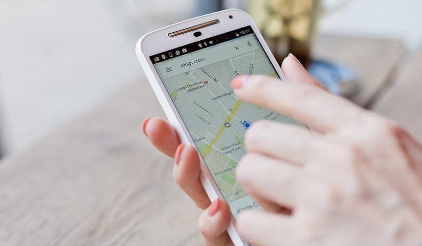 تحديد مكان هاتفك الاندرويد المسروق بدون إنترنت