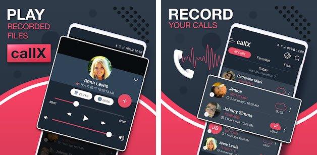 برنامج تسجيل المكالمات للسامسونج
