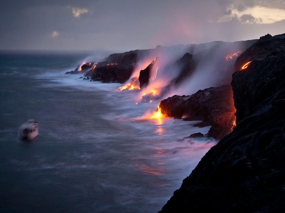vulcano big island Hawaii