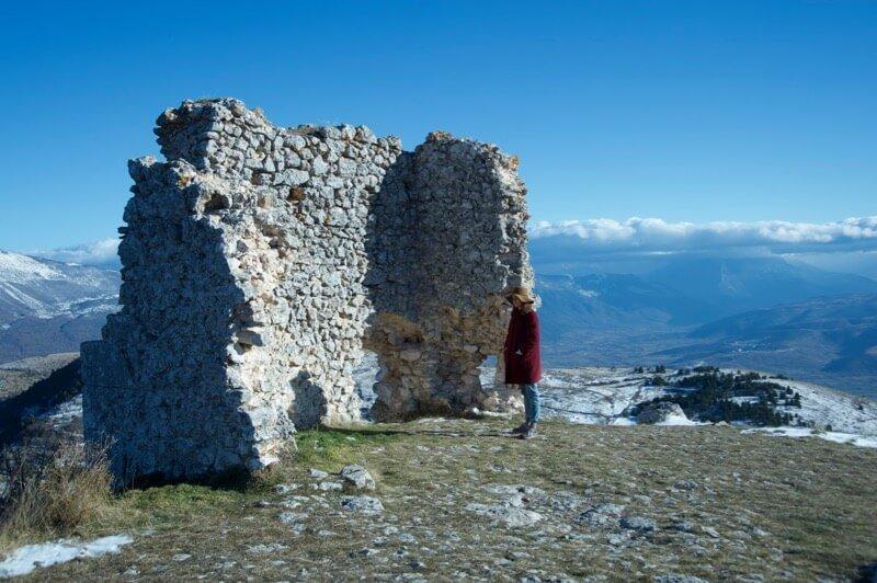 Rocca Calascio panorama