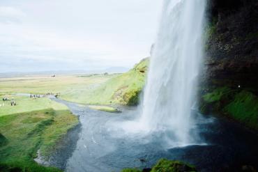 Le più belle cascate d'Islanda.