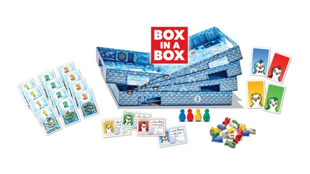 wingo games-board game companies-board game maker-custom board game-ICE COOL