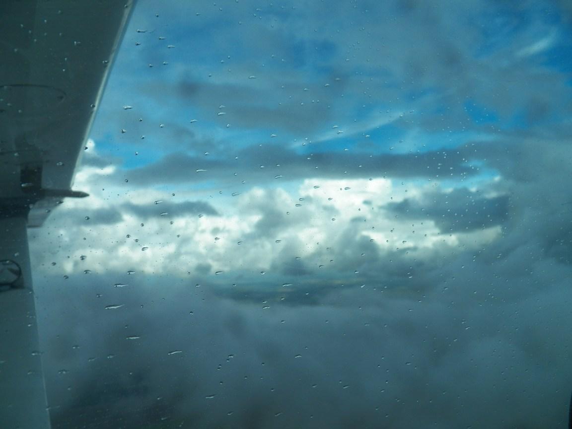Angel Flight September 19th 2016 (Wet Day !)