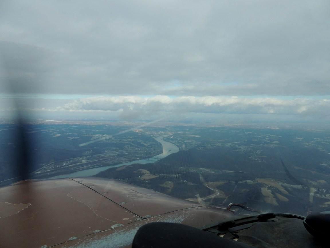 The Ohio River