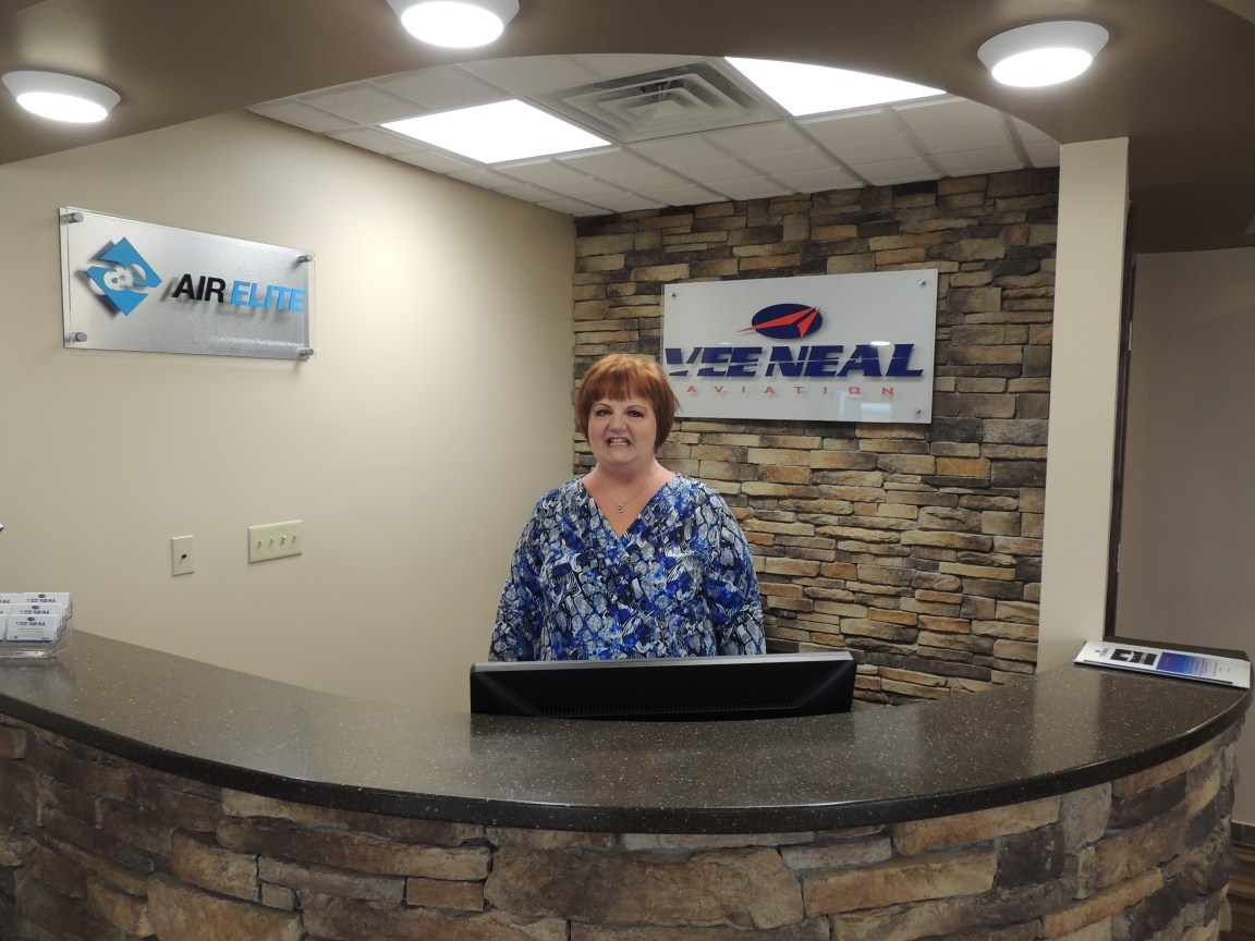 """Great Hospitality from """"VEE NEAL AVIATION"""" at Arnold Palmer Regional"""