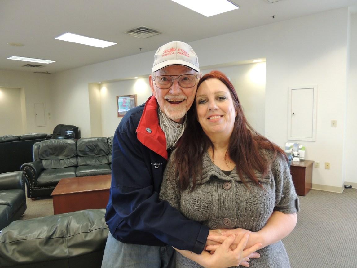 John and Sheila in Columbus Ohio