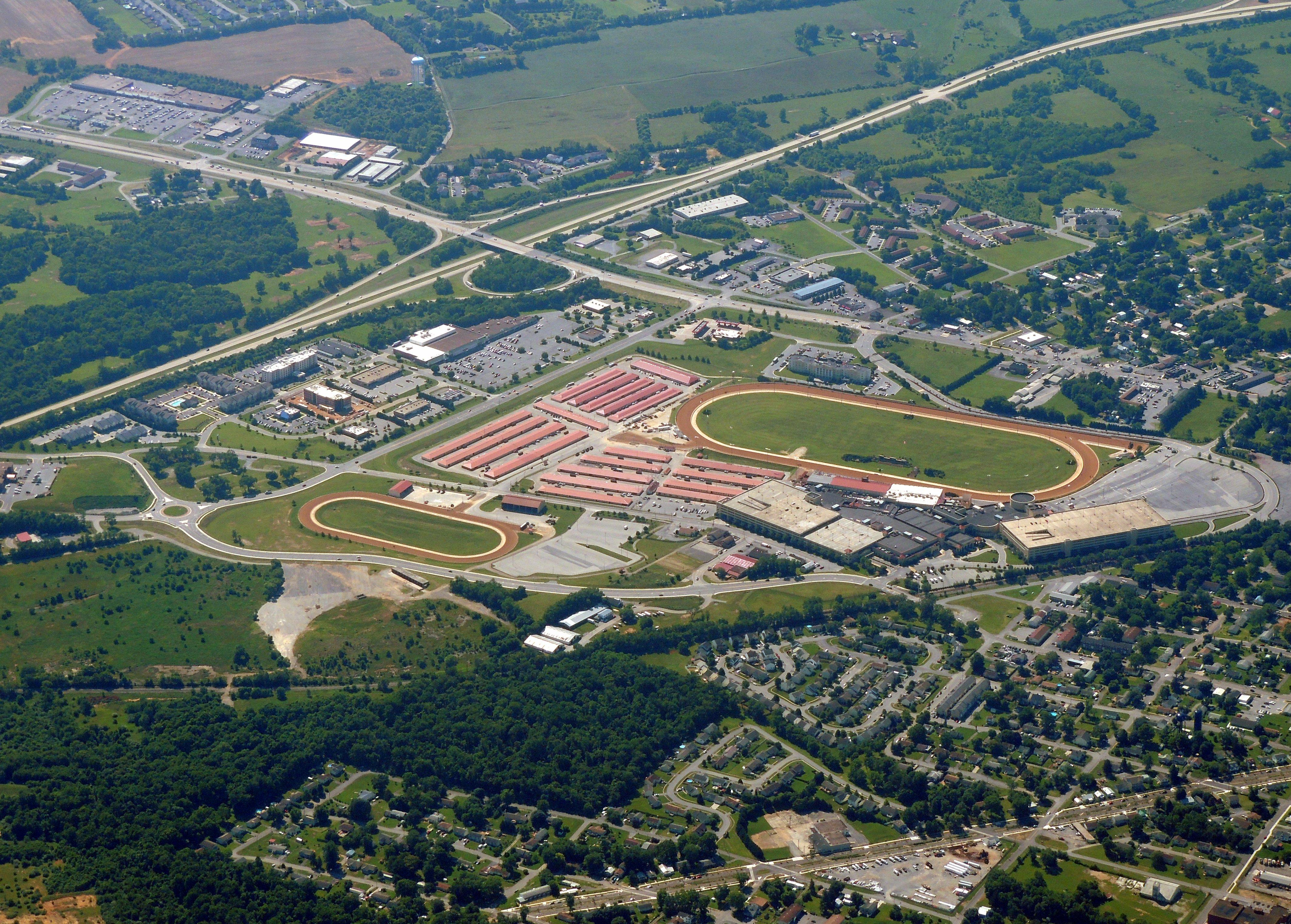 Charles Town Racetracks and Casino... WVa