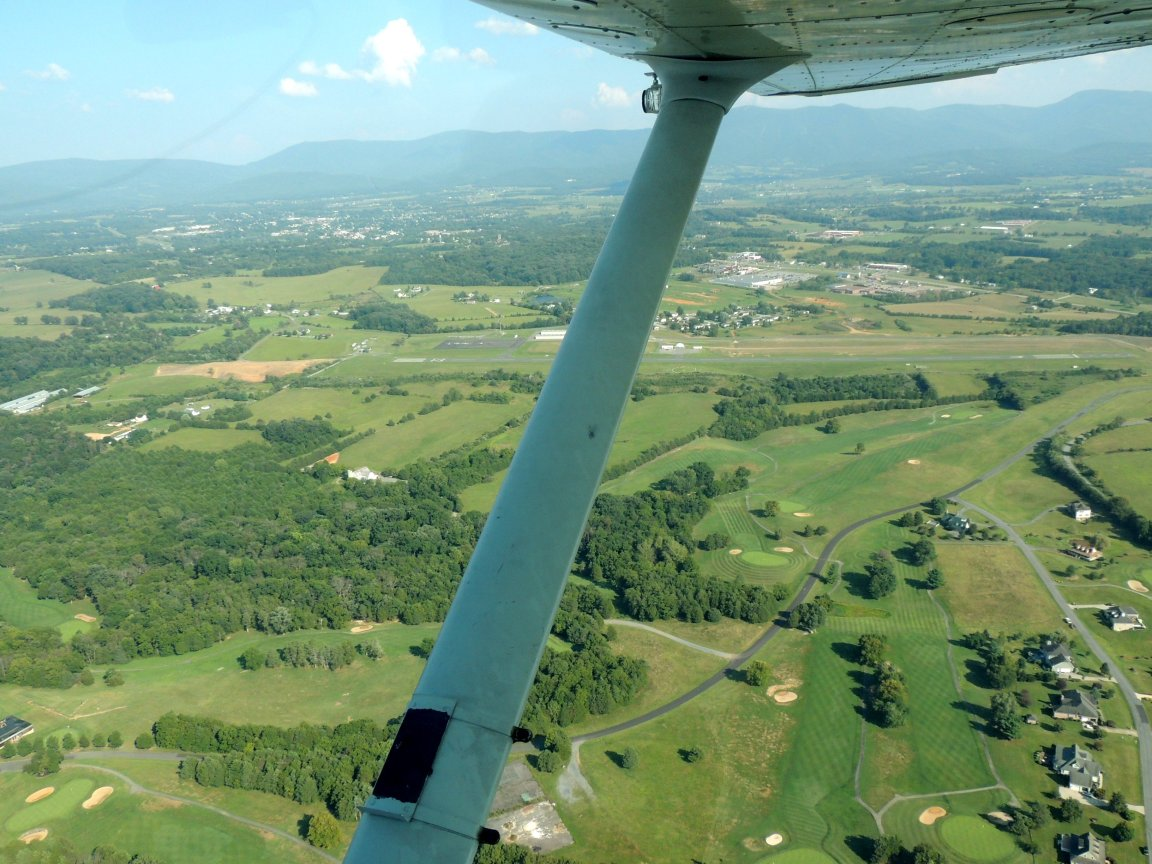Back at home base Luray VA
