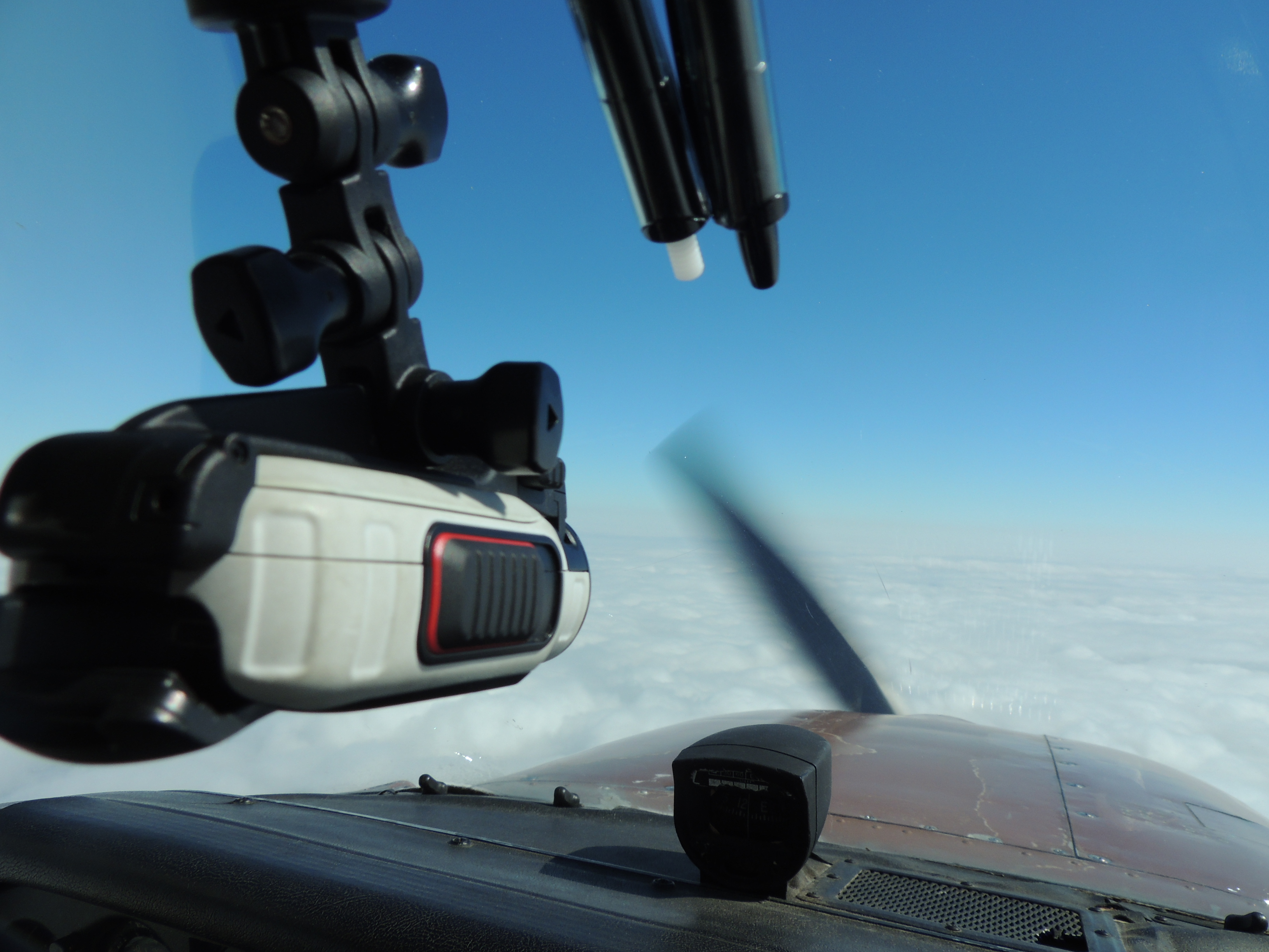 Our Eye in the Sky (Garmin VIRB)