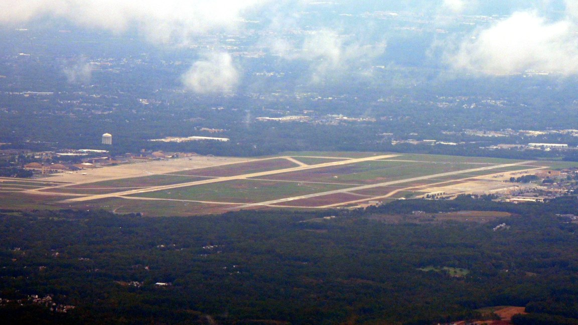 Andrews Air Force Base