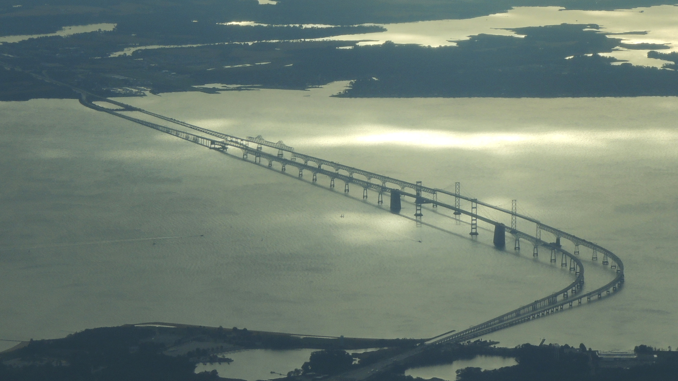 The Twin Bay Bridges