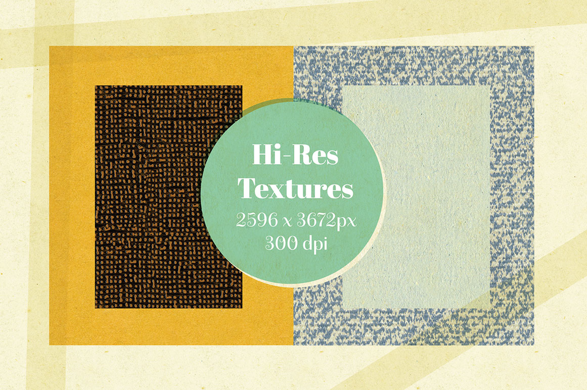 Paper Textures and Repeatable Patterns