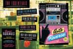 1980s Poster Design Templates