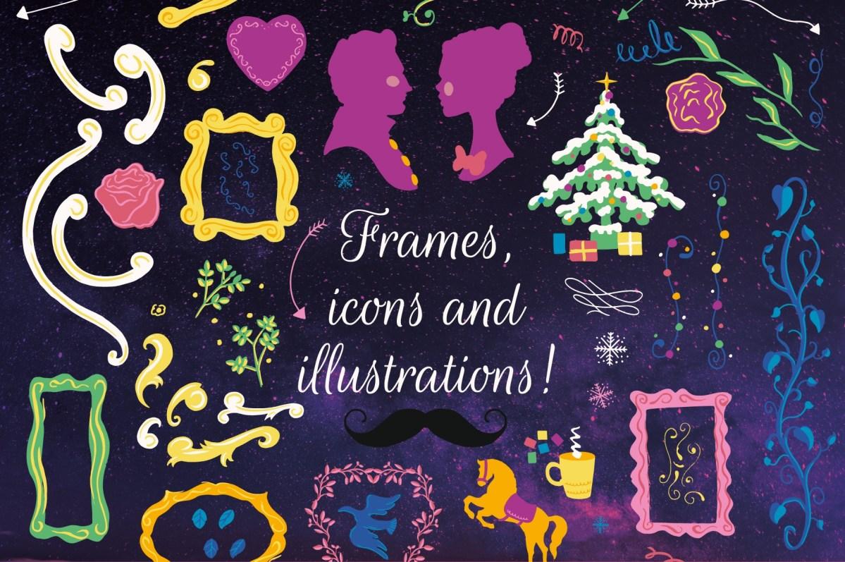 Fairy Tale Illustration Bundle_01