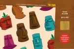 Tiki Graphics Bundle