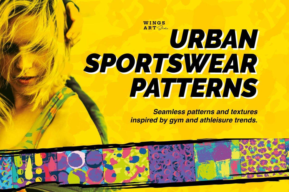 Athleisure Sportswear Patterns