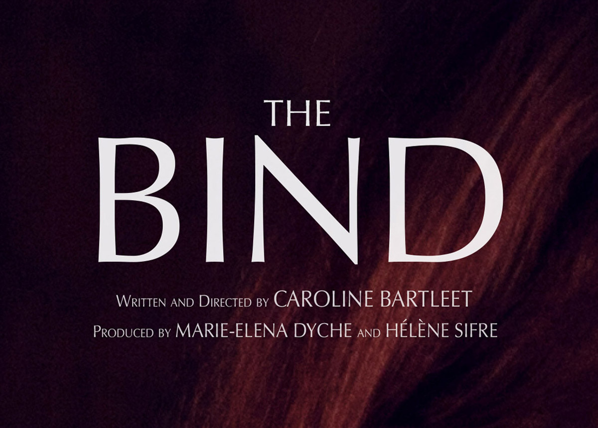 NFTS / The Bind Film Poster by Christopher King