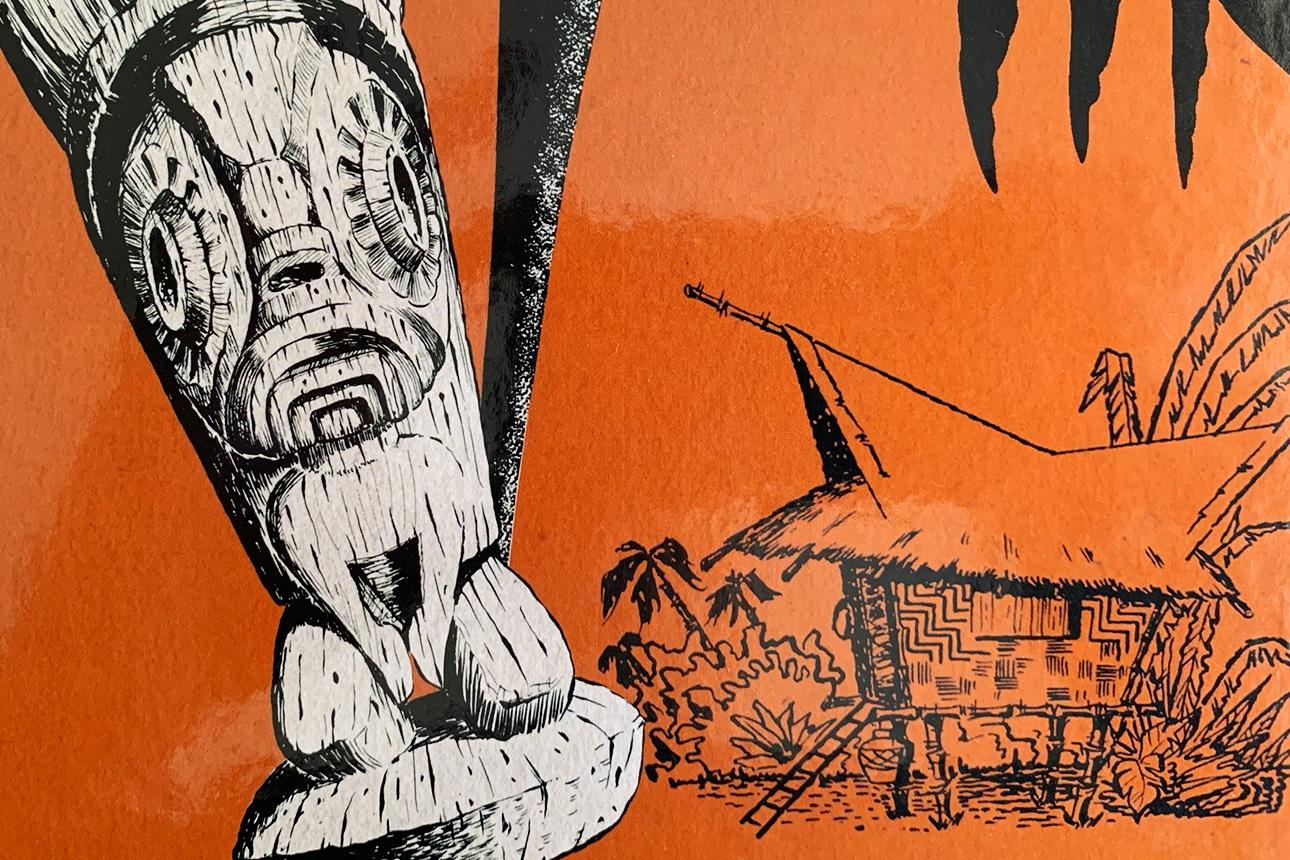 The Art of Tiki by Sven Kirsten and Otto von Stroheim