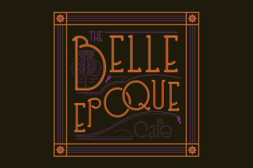 The Belle Epoque Art Deco Logo Design