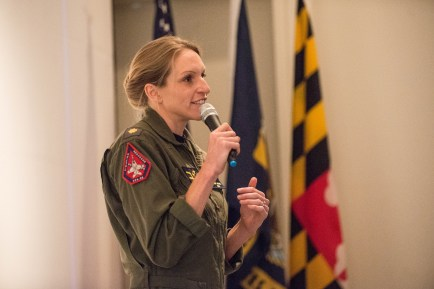 LCDR Jenny Moore
