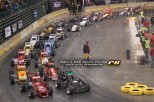Battle of Trenton TQ Midget Race start