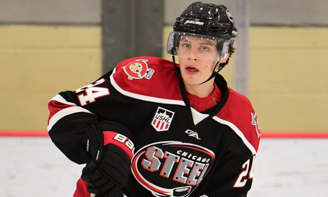 Top 25 Red Wings Prospects of 2019: #11 Robert Mastrosimone