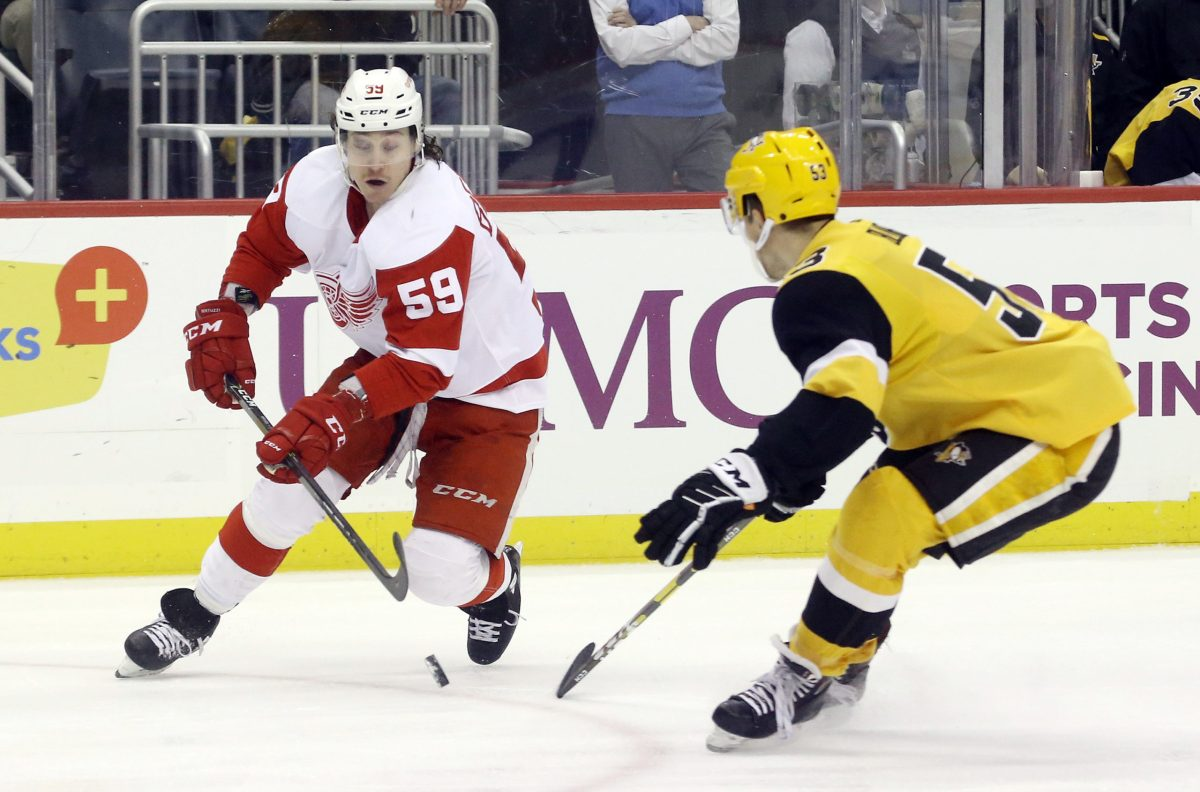 WINGS POSTGAME: Blown out in the Burgh