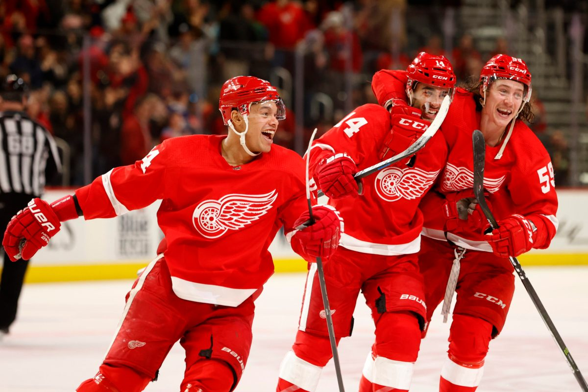 Breaking down each RFA on the Red Wings and what the future may hold