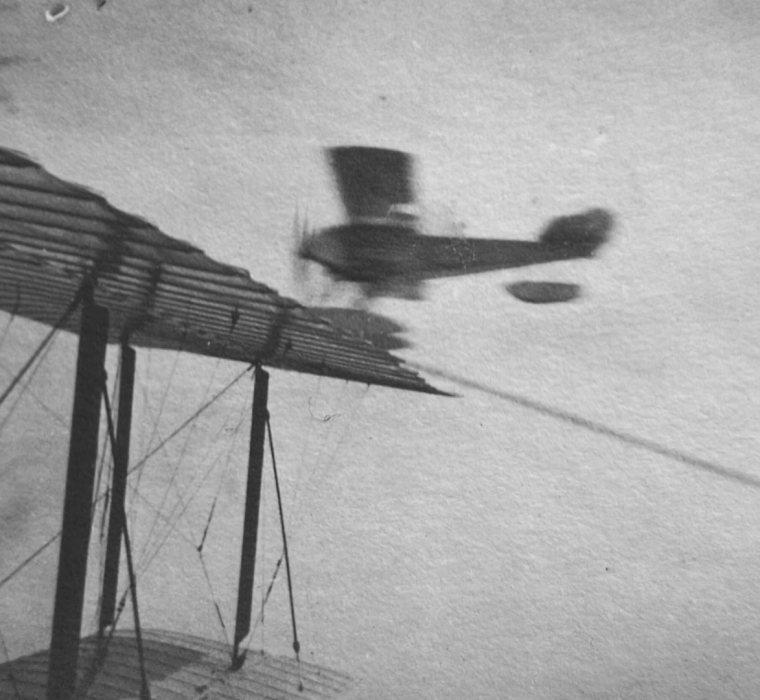 'Στα Φτερά του Α' Παγκόσμιου Πολέμου' - Επεισόδιο 1