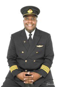 Captain Handel Wellington