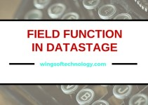 FIELD-FUNCTION-IN-DATASTAGE