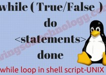 while-loop-in-shell-script
