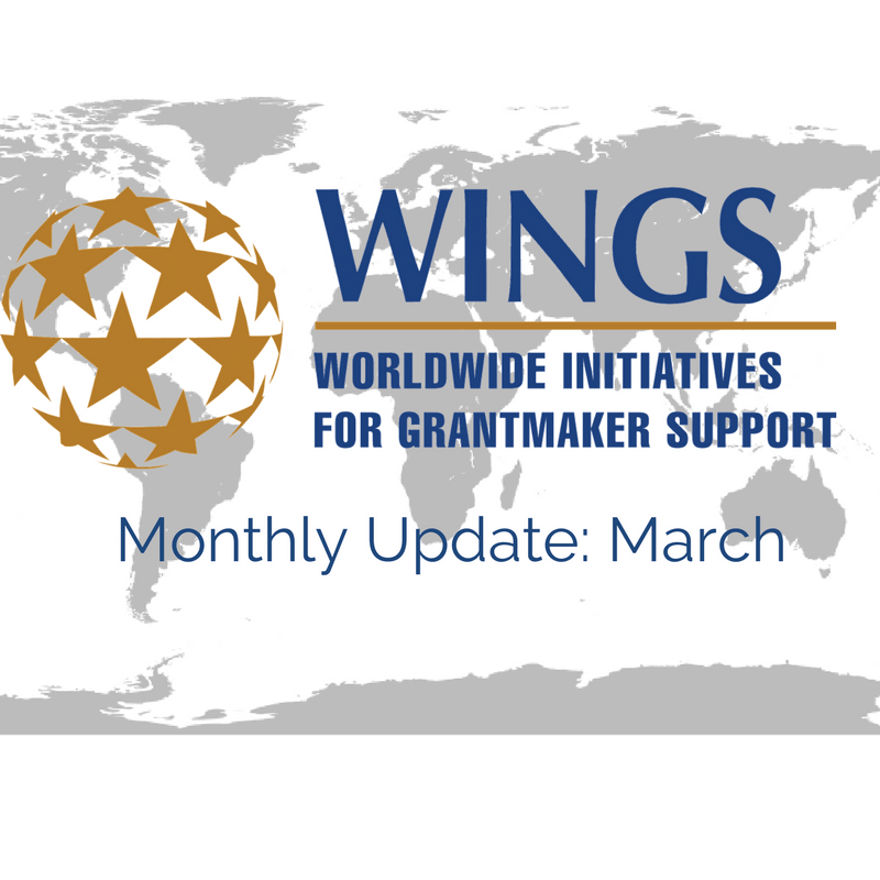 WINGS Special Edition Monthly Update – Highlights from WINGSForum 2017