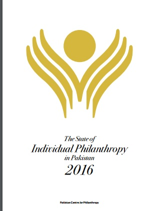 "Shazia Amjad  – PCP's new report on ""The State of Individual Philanthropy in Pakistan"""