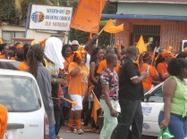 PNP on the march
